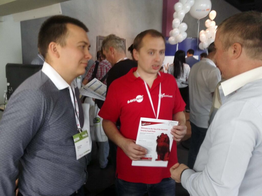 IC-Systems на выставке