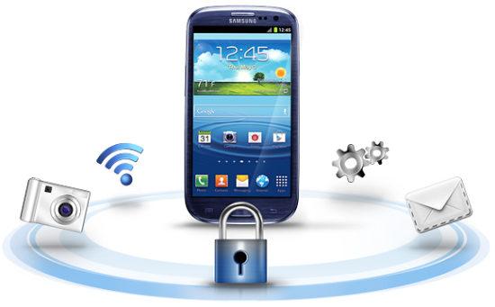 Управление мобильными устройствами